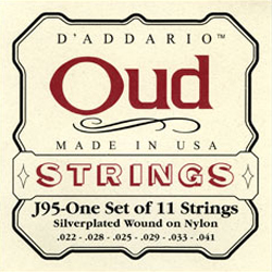daddario-oud-strings